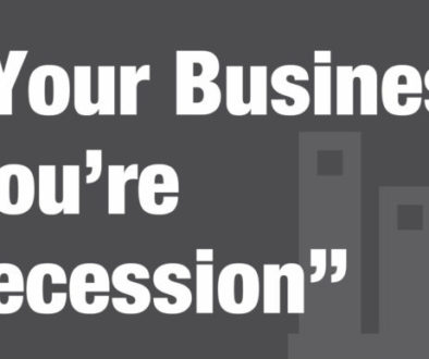 Run Your Business Like You're In a Recession Onward Nation Podcast with JF 12-2018_Header